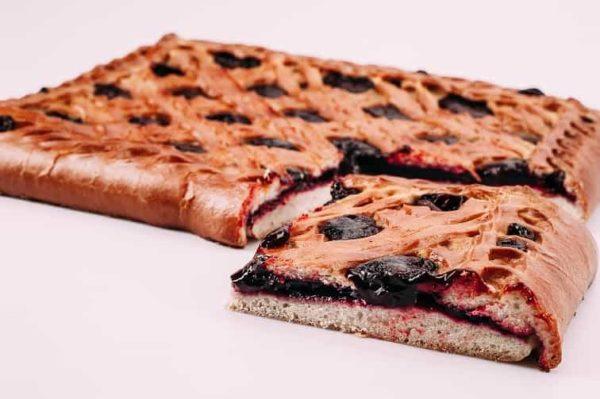 Пирог с черникой на сайте edakdomu.ru