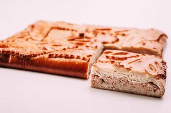 Пирог с копченой горбушей на сайте edakdomu.ru