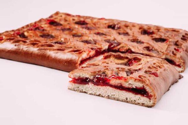 Пирог с клюквой на сайте edakdomu.ru