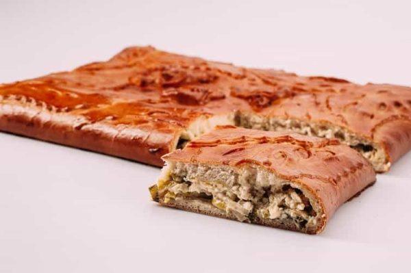пирог с сыром и зеленым луком на сайте edakdomu.ru