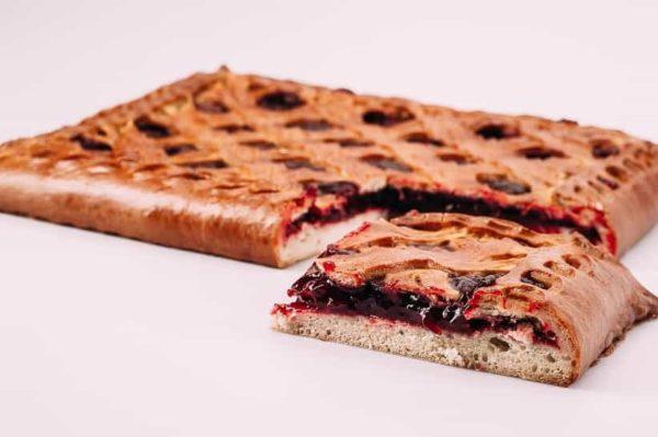 Пирог с брусникой на сайте edakdomu.ru