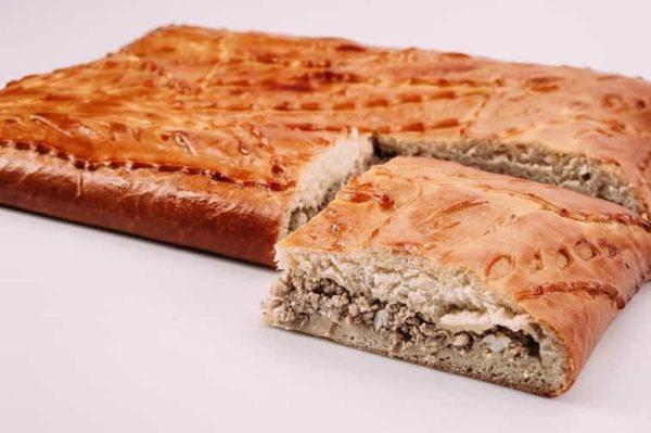 Пирог со свининой и говядиной на сайте edakdomu.ru