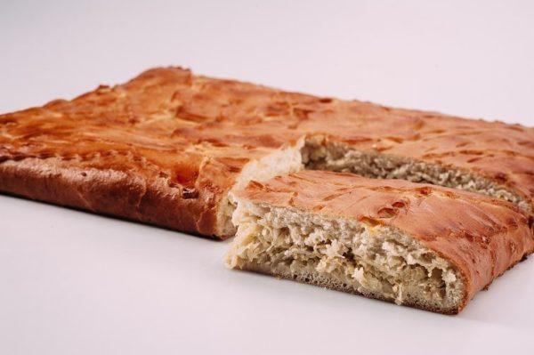 Пирог с капустой на сайте edakdomu.ru