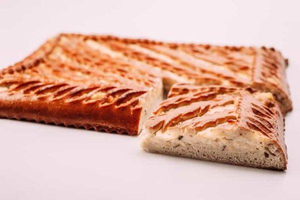 Пирог с сыром, зеленью и картофелем на сайте edakdomu.ru