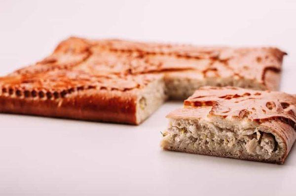 Пирог с треской и сыром на сайте edakdomu.ru