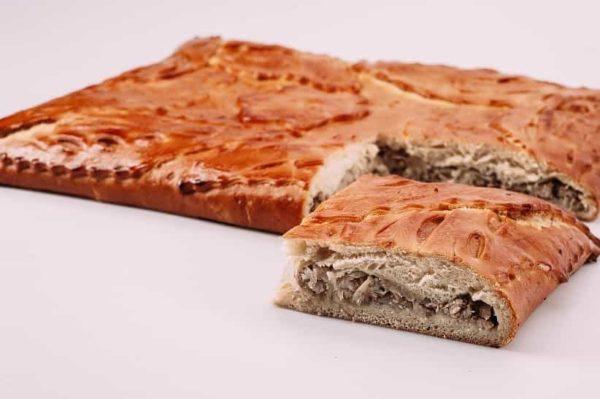Пирог с мясом и картофелем на сайте edakdomu.ru