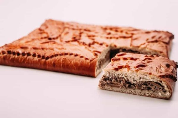 Пирог с мясом и грибами на сайте edakdomu.ru