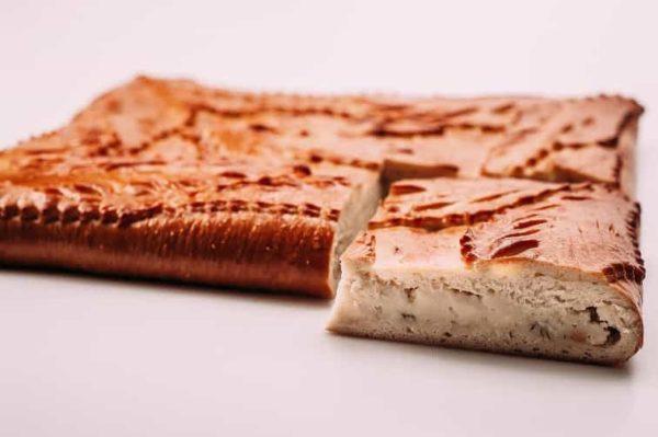 Пирог с картофелем и зеленью на сайте edakdomu.ru