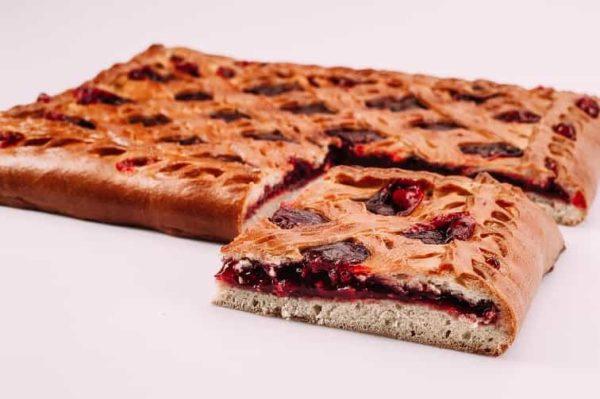 Пирог с малиной на сайте edakdomu.ru