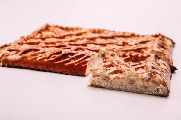 Пирог с ветчиной и сыром на сайте edakdomu.ru