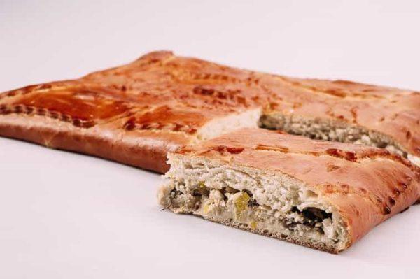 Пирог с селедкой луком и яйцом на сайте edakdomu.ru