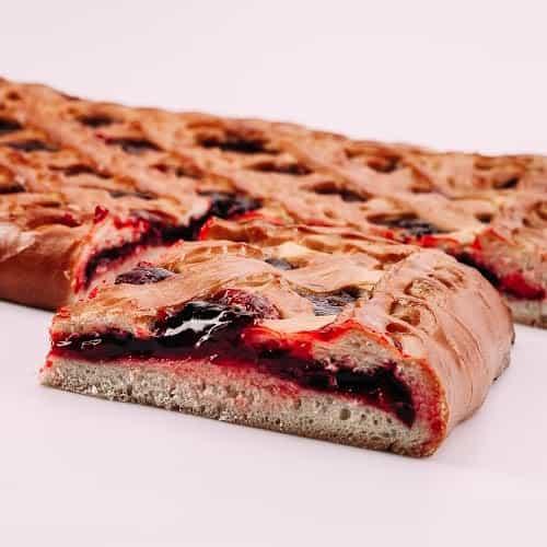 Пирог с вишней на сайте edakdomu.ru