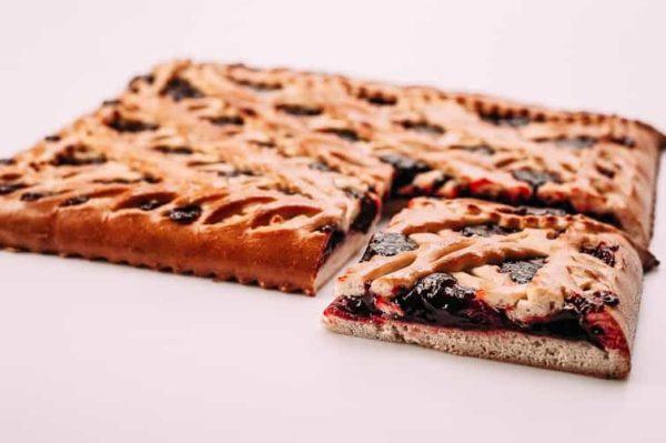 Пирог с черной смородиной на сайте edakdomu.ru